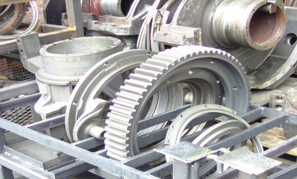 nettoyage de blocs moteurs thermiques et transmissions