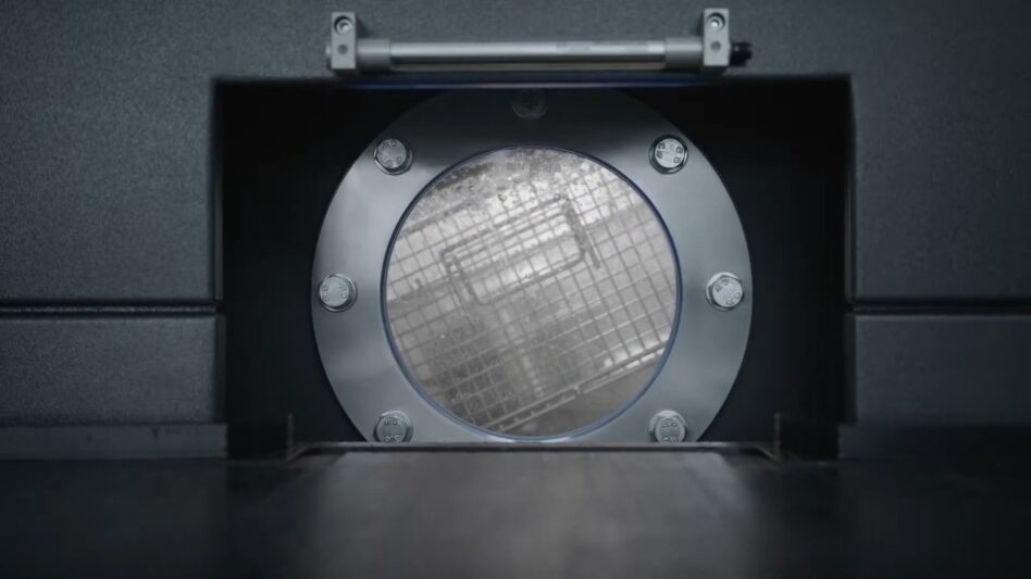 Machine de nettoyage ultrasons cnp chambre