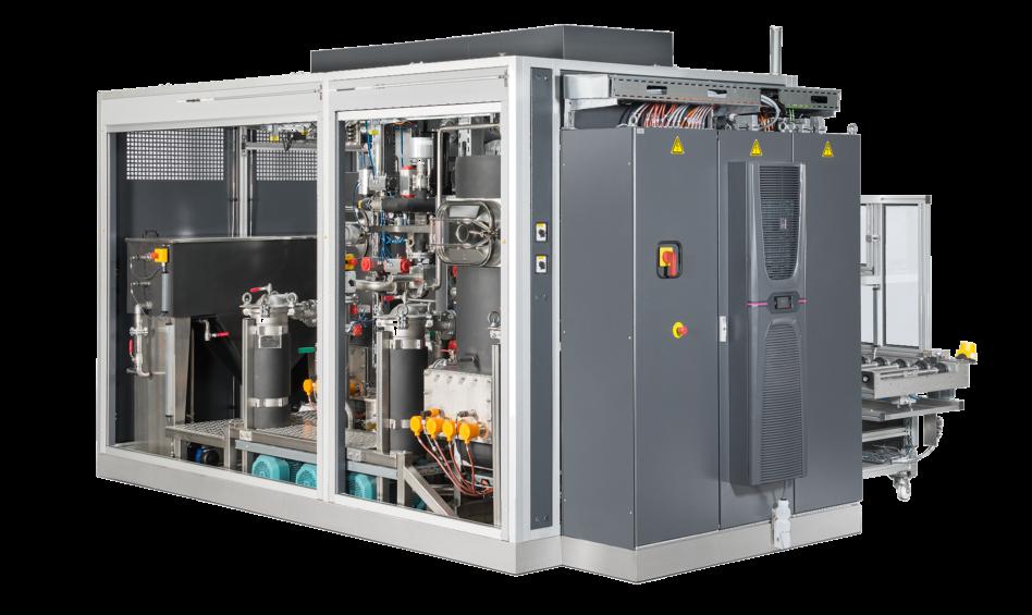 Machine de nettoyage cnp Powerjet maintenance