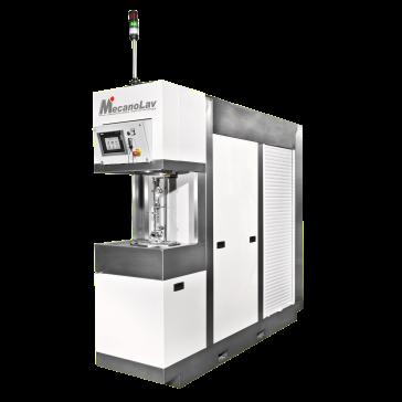 Machine de nettoyage et séchage rapide en cellule robotisée