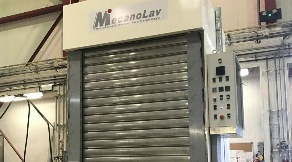 Cabine de nettoyage pièces de la machine MAXIMA