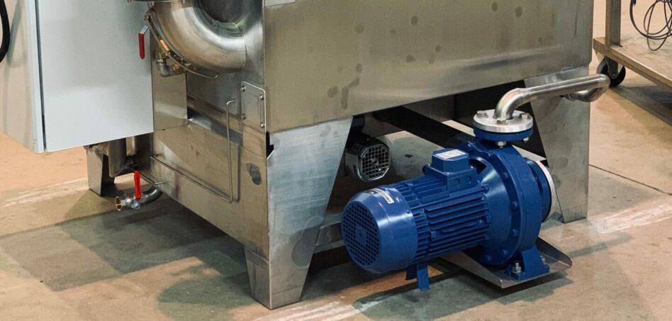 Pompe de lavage d'une machine de dégraissage pièces