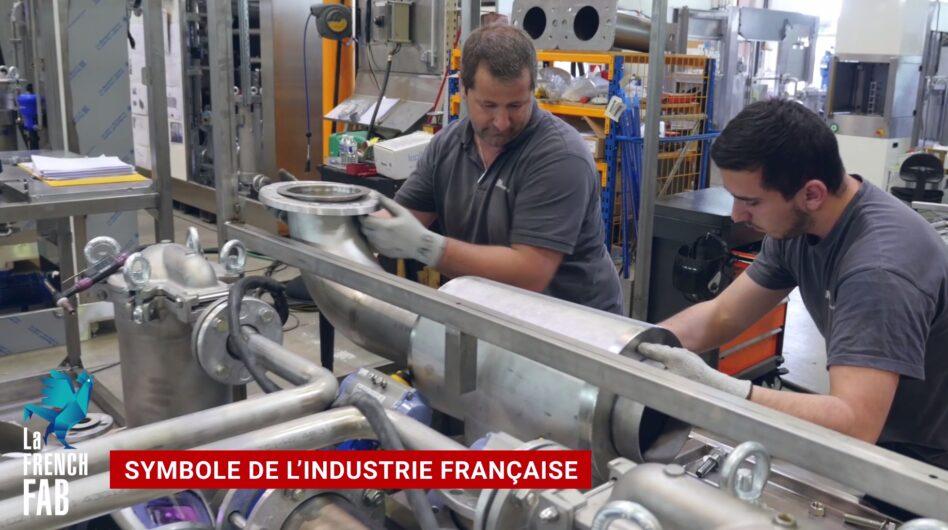 Nettoyage pièces French Fab Mecanolav