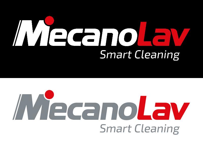 The new logo Mecanolav manufacturer of parts washing machines