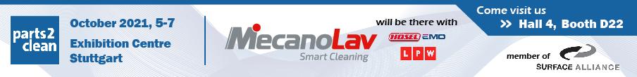 MecanoLav parts washer parts2clean fair trade