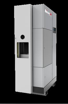 Machine de nettoyage et dégraissage en flux unitaire ultra compacte